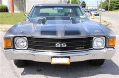 1972 Chevelle Malibu, Super Sport clone.  Muscle Cars Of America Blogs Muscle Cars, Hot Rods, Performance Auto Parts and More