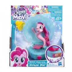 My little pony -  Zpívající mořský poník 7,5cm s doplňky