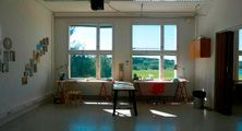 Arteles Creative Center - Finland. Very large organisation. 5-10 artists at a time.