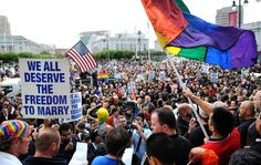 Gays may have the fastest of all civil rights movements