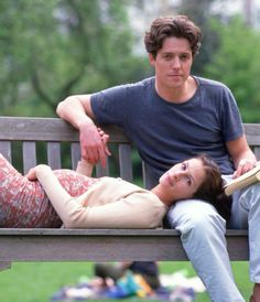 Not even Hugh Grant, just William Thacker. My favourite character from my favourite film.
