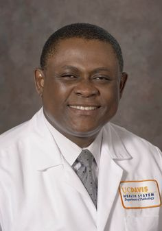 Dr. Benett Ifeakandu Omalu, a Nigerian forensic pathologist and neuropathologist who discovered Chronic traumatic encephalopathy(CTE), a condition caused by repeated hits to the head. Credit - B.R.A.I.N