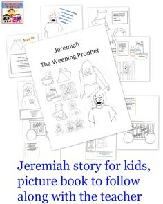Jeremiah story for kids