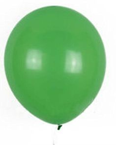 "Custom, Fun & Cool {Big Large Size 12"" Inch} 100 Pack of Helium & Air Inflatable Latex Rubber Balloons w/ Modern Forest Design [Dark Green Color] mySimple Products"