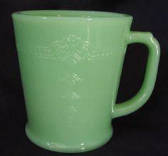 Fire King Philbe Coffee Mug
