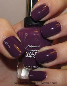 sally hansen gel troublemaker