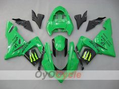 Injection Fairing kit for 04-05 NINJA ZX-10R | OYO87901547 | RP: US $719.99, SP: US $569.99
