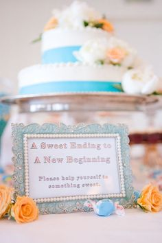 Neat sign to use if we end up doing the candy bar for guest favors