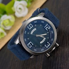 LZ Luxury Brand Vintage Denim Band Wristwatch 5 Colors Complete Calendar Sport Quartz Watch Men Watches 2016 W73 Nail That Deal http://nailthatdeal.com/products/lz-luxury-brand-vintage-denim-band-wristwatch-5-colors-complete-calendar-sport-quartz-watch-men-watches-2016-w73/ #shopping #nailthatdeal