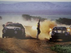 safari rally - Toyota Celica