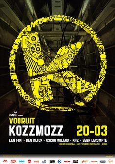 Kozzmozz // 20.03.10