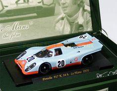 PORSCHE 917 K 24 hh LeMans 1970, by FLY Slot. $150,00