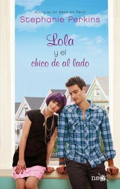 Entre páginas de Blue: Lola y el chico de al lado - Stephanie Perkins