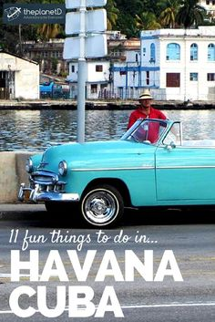 Cuba is an amazing country that is on most travellers' bucket list, and for a number of very good reasons. It is one of those places that grows on you: for as shocking, different, difficult and at times simply frustrating I found it, I could not help falling completely in love with it. So much so, that since I have left the country I have been wanting to visit again. | 11 Fun and Not-So-Obvious things to do in Havana, Cuba | The Planet D Adventure Travel Blog