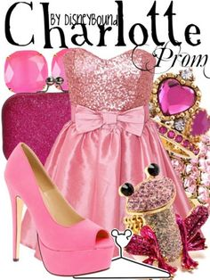 charlotte from princess and the frog outfit