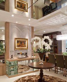 Pé direito duplo?!  Vejam como o espelho no teto passa esta sensação.  Ah reparem também todos os detalhes deste lindo apto by @arqmbaptista. Amei@pontodecorSnap:  hi.homeidea  http://ift.tt/23aANCi #bloghomeidea #olioliteam #arquitetura #ambiente #archdecor #archdesign #hi #cozinha #kitchen #arquiteturadeinteriores #home #homedecor #pontodecor #lovedecor #homedesign #instadecor #interiordesign #designdecor #decordesign #decoracao #decoration #love #instagood #decoracaodeinteriores…