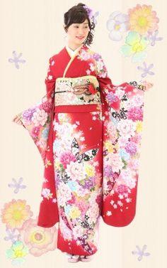 ふりそでフルセット | 振袖・袴レンタル・フォトスタジオ|アイドル