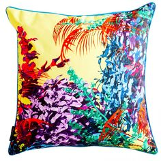 The Shrubbery Cushion Back
