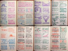 Designers from Ikea, Pentagram, Ideo, and more tell us what makes a great notebook.  ....drooling.