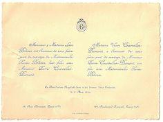 vintage french wedding invitation, c. Vintage Invitations, Elegant Wedding Invitations, Invites, French Wedding, Engagement Couple, French Vintage, Unity, Hand Lettering, Stationery