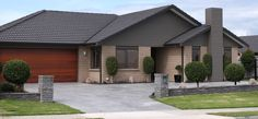 Exterior brick and weatherboard colour