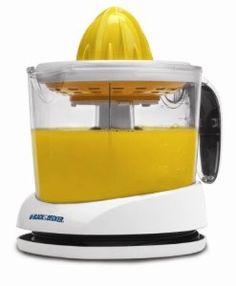 Applica/Spectrum Brands CJ625 32-oz. Citrus Juicer, White - Visit to see more options