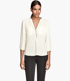 love the blouse   H&M BE