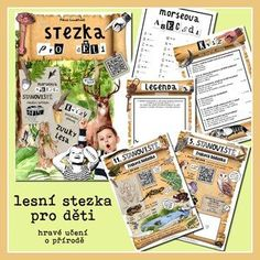 LESNÍ STEZKA PRO DĚTI - Pracovní činnosti | UčiteléUčitelům.cz Monopoly, Games, Gaming, Plays, Game, Toys