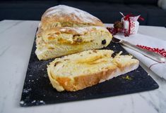 Bread, Marzipan, Seasonal Recipe, Dried Fruit, Vanilla Sugar, Breads, Bakeries
