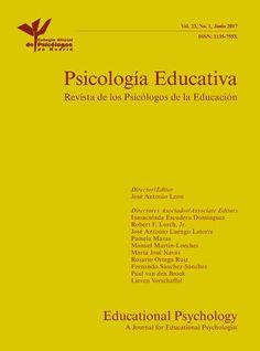 Psicologia educativa. Aldizkaria