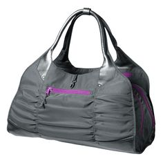 Athleta Spring Tote: This massive bag will carry everything you need for a quick weekend away.