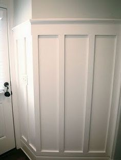 What Is Craftsman Board And Batten Wainscot Look Like   Google Search  Notice The Bottom Board · House TrimInterior ...