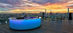 Octave Rooftop Lounge & Bar   Bangkok Hotel Restaurants at the Bangkok Marriott Hotel Sukhumvit