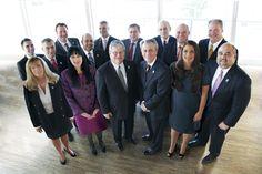 Corporate portrait - Group Composite Image
