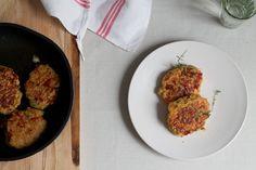 'Patties' de quinoa