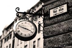 Prachtige details uit #Hongarije. In de Váci Straat in #Boedapest