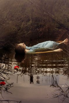 Prova Ophelia III by Marga López, via Flickr