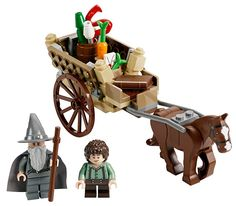 LEGO  - cherished childhood memory (though the fights were often epic).  Proud to say that I recently acquired THIS SET!  LOTR Gandalf Arrives
