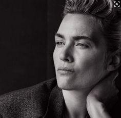 Kate Winslet #androgynous