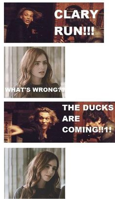 Oh, you Herondales with your duck phobias.