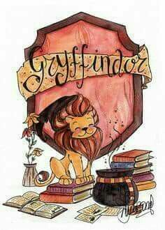 Gryffindor, the best house of Hogwarts Harry Potter World, Memes Do Harry Potter, Images Harry Potter, Arte Do Harry Potter, Harry Potter Drawings, Yer A Wizard Harry, Harry Potter Love, Harry Potter Universal, Harry Potter Cartoon