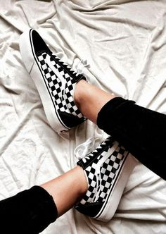 Plaid Printed Round Toe Lace Up Flat Sneakers can find Lace and more on our website.Plaid Printed Round Toe Lace Up Flat Sneakers Vans Sneakers, Moda Sneakers, Converse Sneaker, Sneaker Outfits, Best Sneakers, Casual Sneakers, Sneakers Fashion, Casual Shoes, Sneakers Women