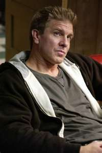 Kenny Johnson. He looks hella good for his age!