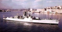 F63 HMS Scarborough