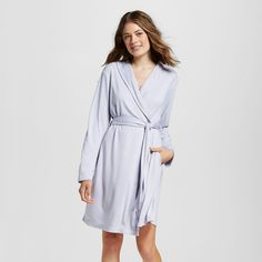 Women's Mid-Weight Robe - Cultured Violet XL/Xxl