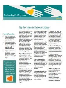 Top 10 Ways to EC