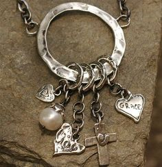 would be cute for a kids necklace or something.... www.rtejewelry.com
