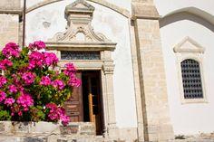 Cyprus Lefkara village Timios Stavros church