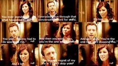 Hodgins and Angela  <3 @Jessica Daniell