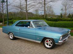 66 Chevy Nova